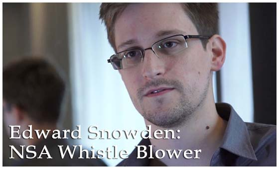 Edward Snowden: NSA whistle blower answers reader questions