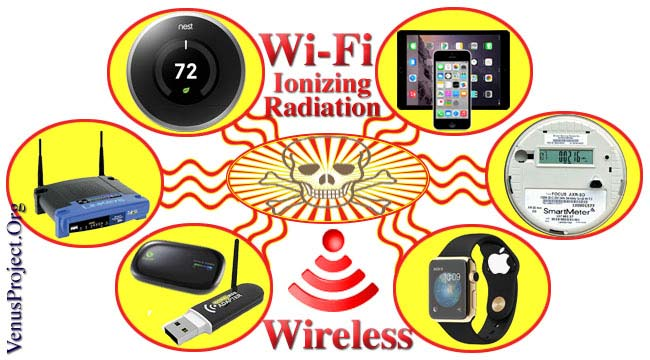 The Truth About Electromagnetic Radiation (EMR)