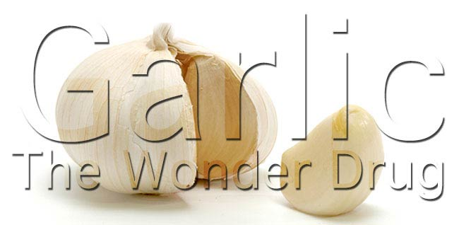 Many Benefits of Crushed Raw Garlic, The Wonder Drug