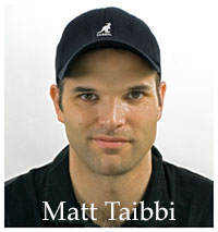 Matt Taibbi