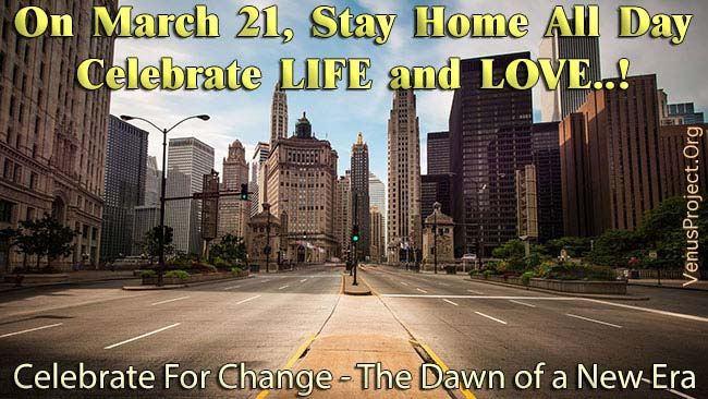 The Dawn of a New Era - Celebrate For Change - The Best Form of Civil Disobedient