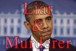 Obama, aliar and a murderer - The Biggest Assault on Our Democracy Is Coming from the Center of Our Own Government