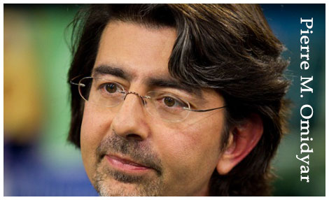 Snowden Journalist's New Venture to Be Bankrolled by eBay Founder: Pierre M. Omidyar