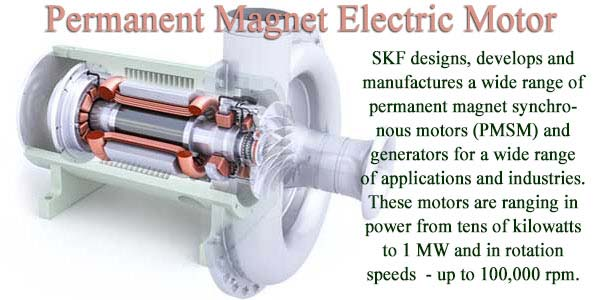 Permanent Magnet Motor >> The Venus Project Foundation Skf Permanent Magnet Synchronous