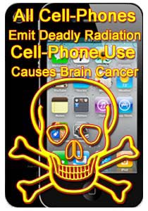 Cellphone radiation can cause cance