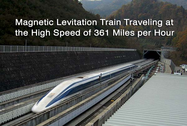 Magnetic Levitation, or Maglev Trains: On Track with Superconductivity