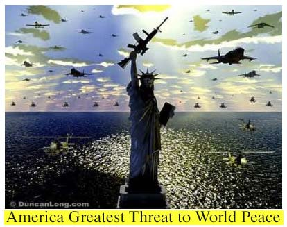 The U.S. Government is the greatest terrorist regime on Planet Earth, and polls show that people are waking up to that fact